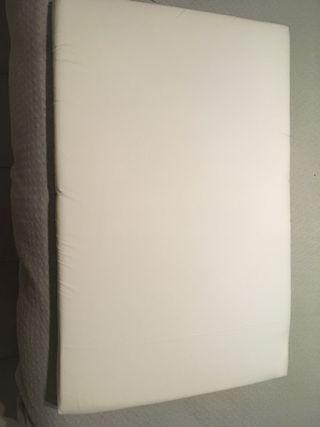 Colchón minicuna 75x40