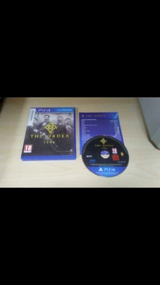 the orden 1886 ps4