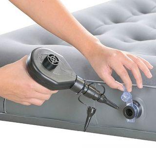 Inflador eléctrico (también desinfla)