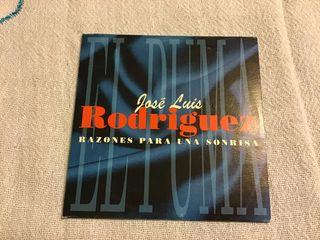 JOSÉ LUIS RODRÍGUEZ, CD SINGLE PROMOCIONAL
