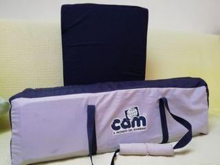 Cuna viaje con colchón plegable