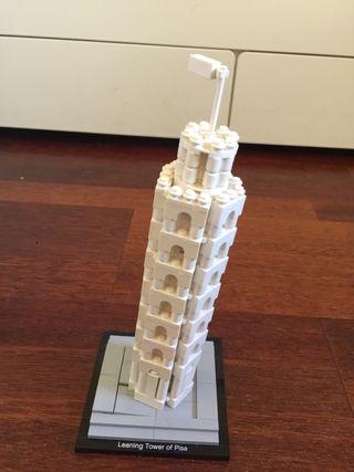 Lego Architecture Torre de Pisa