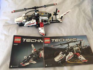 Lego Technic Aeronave
