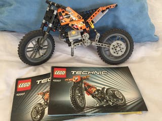Lego: motocicleta