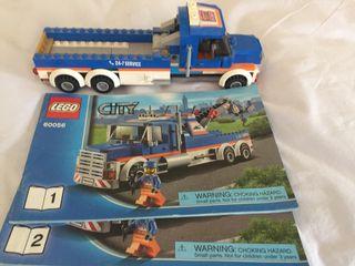 Lego City: camión
