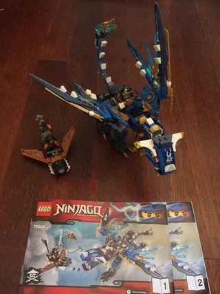 Lego Ninjago: naves espaciales