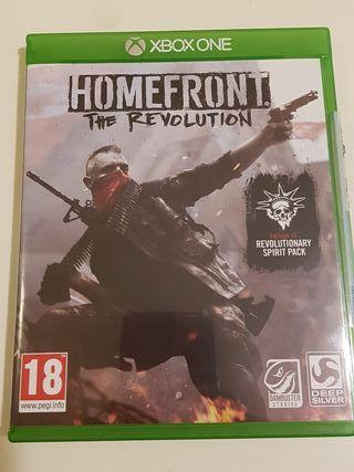HOMEFRONT THE REVOLUTION XBOX ONE