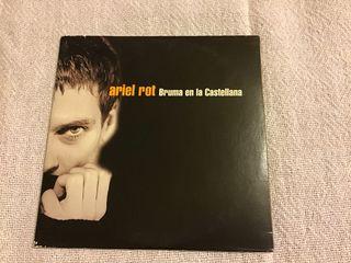 ARIEL ROT CD SINGLE BRUMA EN LA CASTELLANA