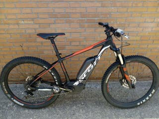 Mtb electrica scott e-scale 730