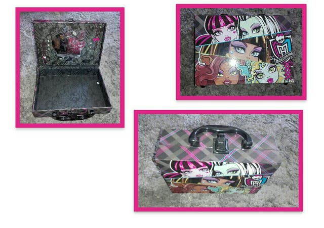 PACK VARIOS MONSTER HIGH