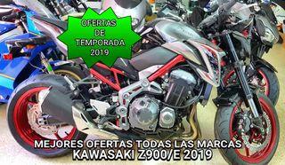 2019 KAWASAKI Z900/E MOTOS NUEVAS MEJORES OFERTAS