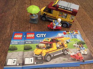 Lego City: pizzería