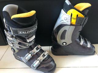Botas Ski Salomon Prolink Axe Downhill Ski