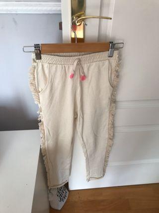 Pantalón crudo