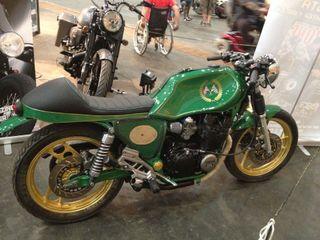 Yamaha xj 600 año 91 pasada a café Racer