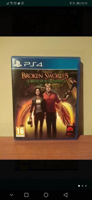 broken sword 5 ps4