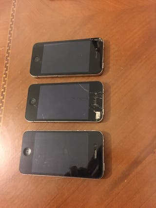 Lote de 3 iPhone4