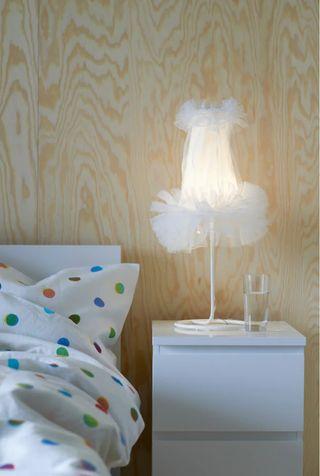 2 Mesillas MALM IKEA