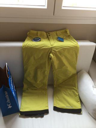3127b03b36 Pantalones de esquí de segunda mano en WALLAPOP