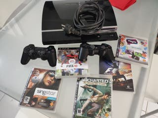 play station 3 con extras