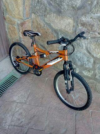 Bicicleta niño Boomerang Attack