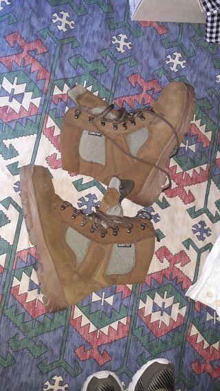 botas militares talla 45