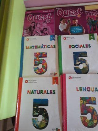 libros de 5º curso