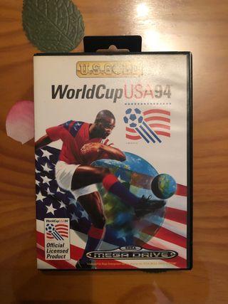 World cup usa 94 Megadrive