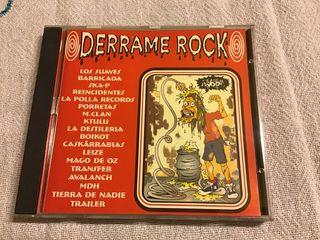 DERRAME ROCK CD