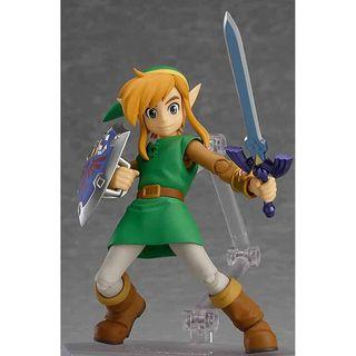 Zelda figura link