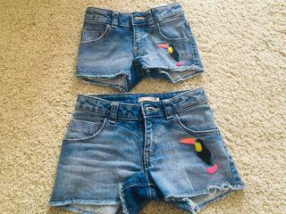 Pantalón corto Billieblush