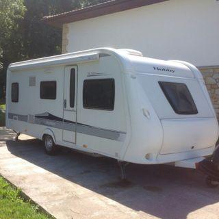 Caravana Hobby de Luxe 550 KMF