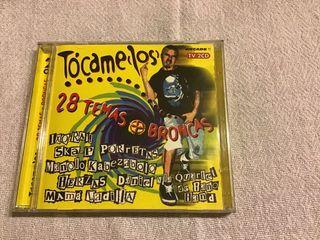 TOCAMELOS , DOBLE CD RECOPILACION