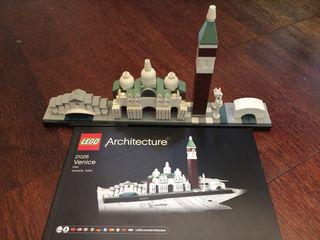Lego Architecture Venecia