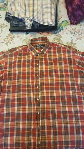Lote ropa hombre T XL