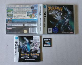 Pokémon Edición Diamante [NDS]