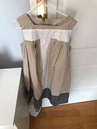 Vestido crudo