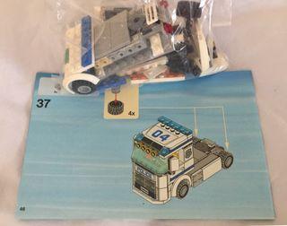 Lego City: camión policía