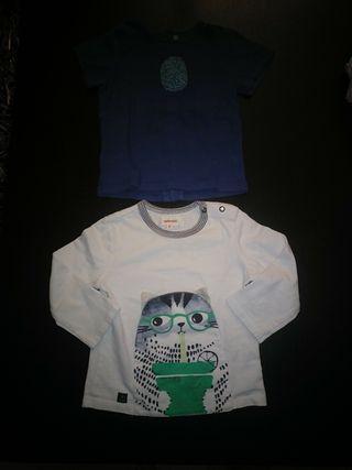 Pack camisetas Catimini