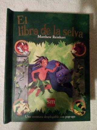 EL LIBRO DE LA SELVA (NUEVO)
