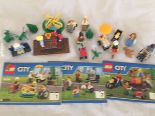 Lego City: parque