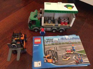 Lego City: camión suministros