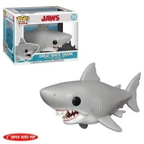 Funko Pop Tiburón 758. Great White Shark