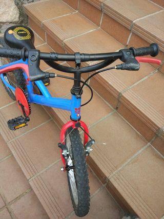 Bicicleta infantil niño/niña