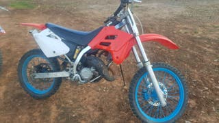Gas Gas 125cc motor tm racing