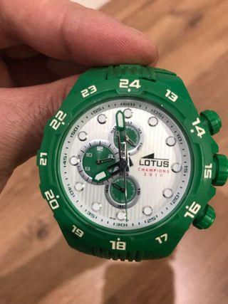 Reloj Lotus Edición España Campeonato del Mundo