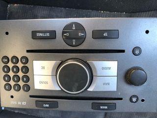 Radio CD70 NAVY original Opel