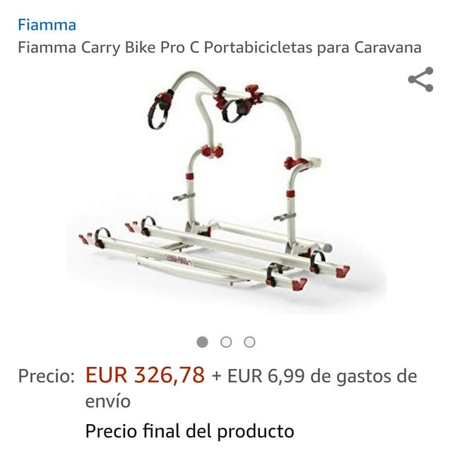Portabicis Fiamma