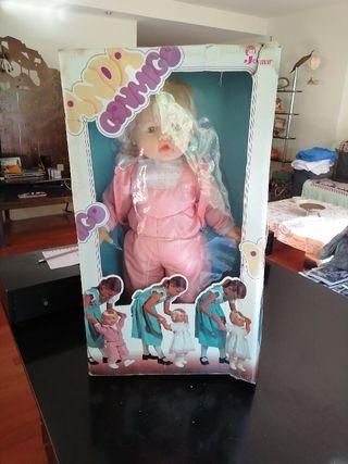 muñeco sin estrenar