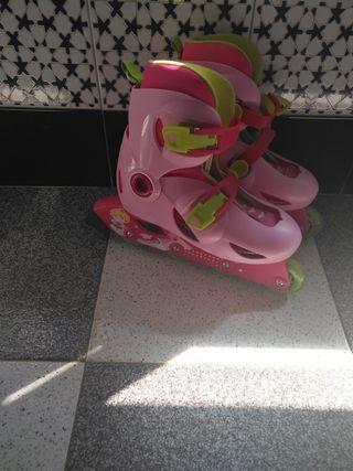 patines en linea 32-34